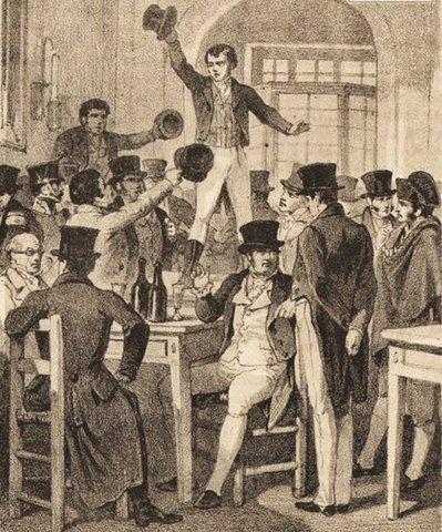 Crisis de 1820
