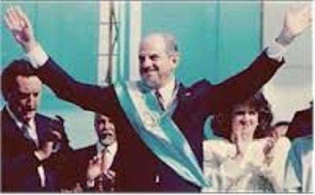 Gobierno de Serrano Elías