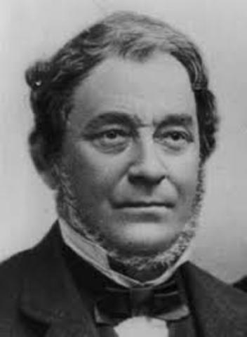Robert wilhelm Bunsen (1811-1899)