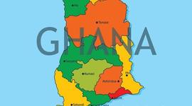 Ghanas moderne historie timeline