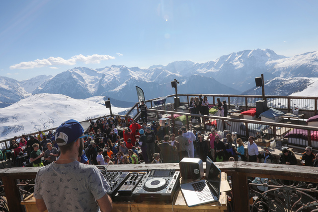 Outdoormix Winter Festival - Vars