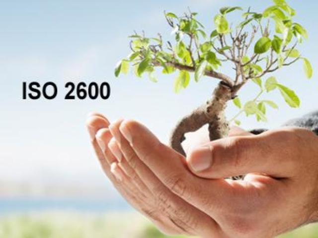 DESARROLLO DE LA NORMA ISO 2600 DE RSE