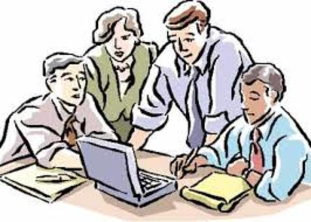 Especializaciones en trabajo de grupo
