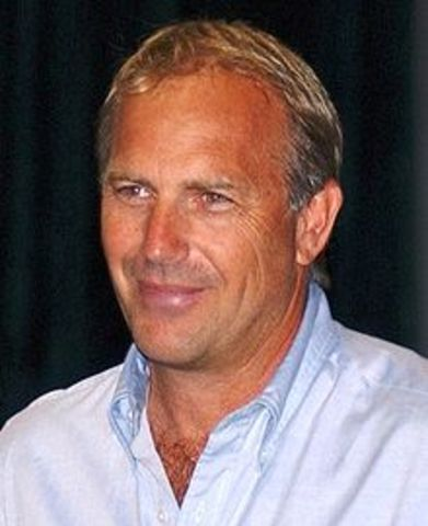 Kevin Costner is Born