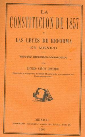 Constitución Política de la República Mexicana.