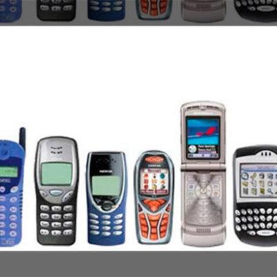 Algunos avances tecnológicos 1990 a 2018 timeline