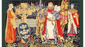 The Legend of a King: Le Morte d' Arthur by Thomas Malory timeline
