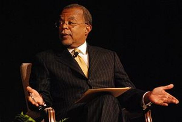 Henry Louis Gates Jr. was Born