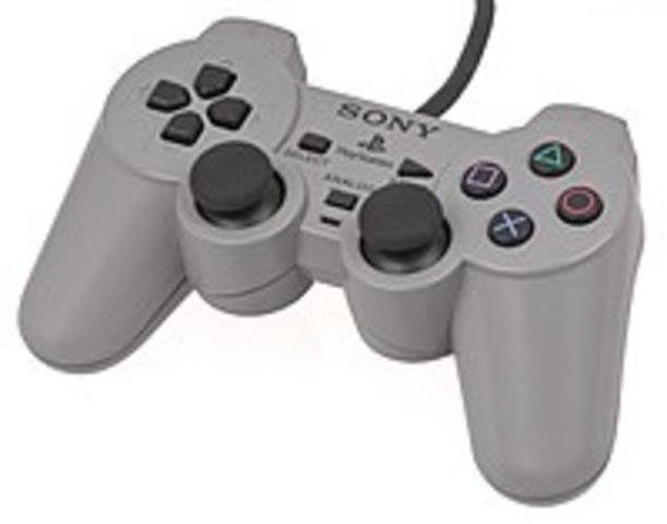 Controladores DualShock