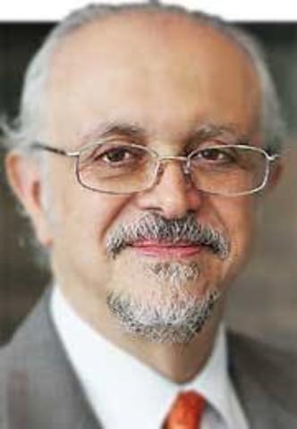 Dr. Mario Jose Molina Enriquez