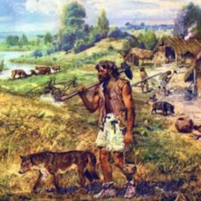 Línea del tiempo  40000 a.C - 1855 d.C timeline