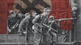 Andre verdenskrig i Europa timeline