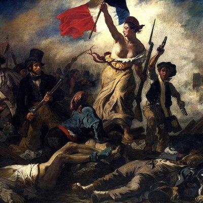 Den franske revolusjonen timeline