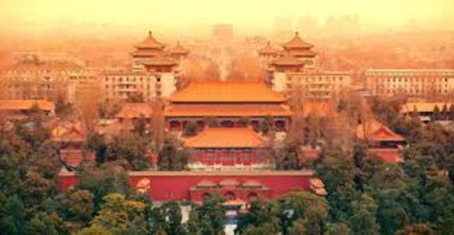 Reunión OMS en China