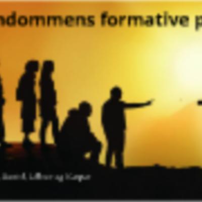 Den formative periode -> middelalderen timeline