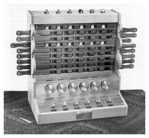 Mehaaniline arvutusmasin