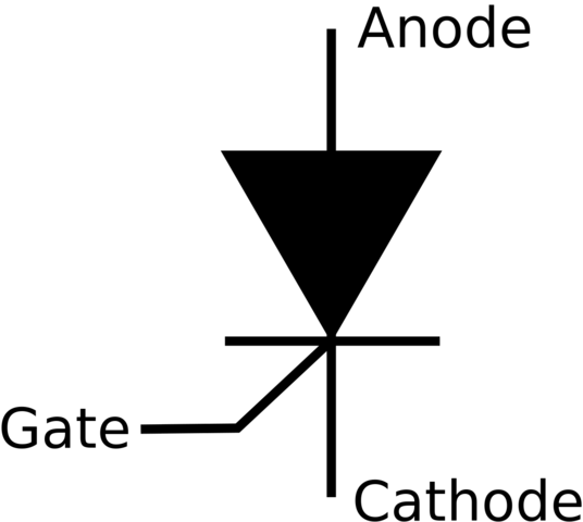 El tiristor
