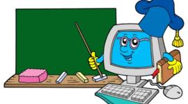 Historia de las TIC y del E- learning timeline