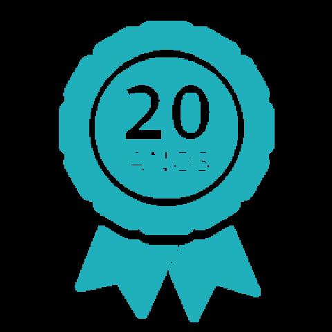 20 años de la Comisión.