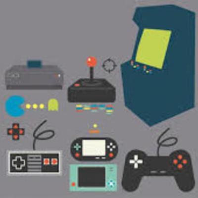 La historia de los vídeo juegos   timeline