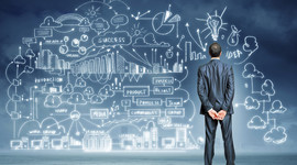 Origen y Desarrollo del Pensamiento Estratégico timeline