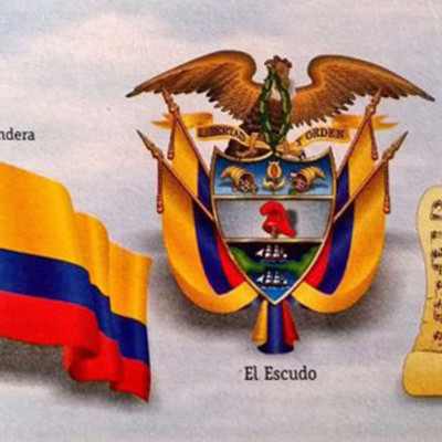 LÍNEA DEL TIEMPO - HISTORIA DE COLOMBIA timeline