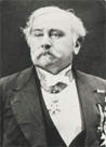 Alexandre Émile Béguyer de Chancourtois