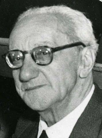 Época socialista  Roger Cousinet (1881-1973)