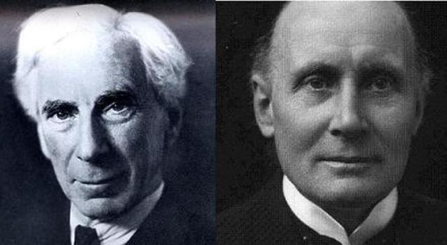 Beltrand Russel y Alfred North Whitehead