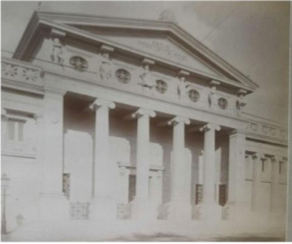 Inauguración de Palacios escolares