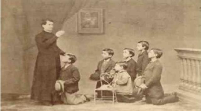 Creación de la Asociación Católica de Buenos Aires