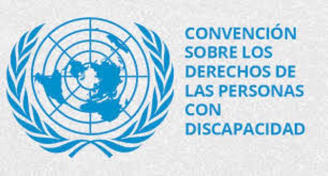 Convención Internacional de los Derechos de las personas con Discapacidad