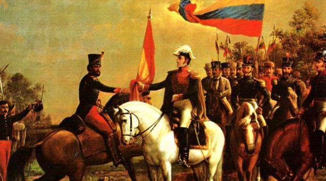 ÉPOCA DE LA INDEPENDENCIA-1810 a 1819 Proceso histórico que permitió la emancipación de Colombia del Imperio español, fue una etapa de lucha revolucionaria.