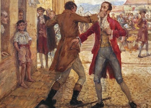El grito de independencia   20 de julio de 1810