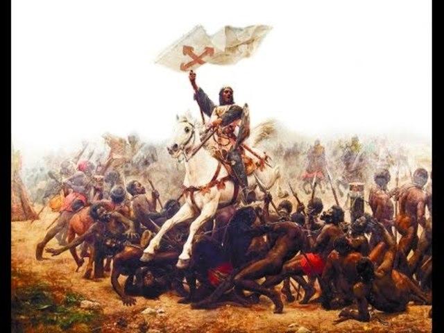 La reconquista española     septiembre de 1816