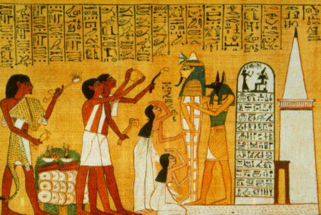 Los egipcios y sus métodos para el tratamiento del agua