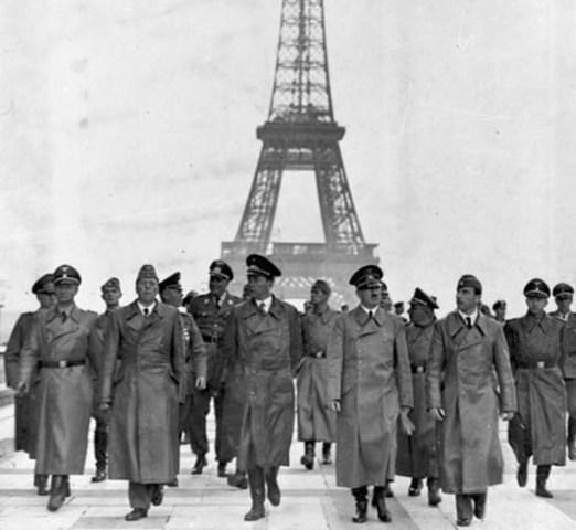 Alemania conquista Bélgica
