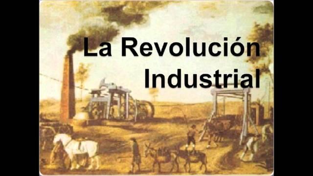 La Revolución Industrial (1760)