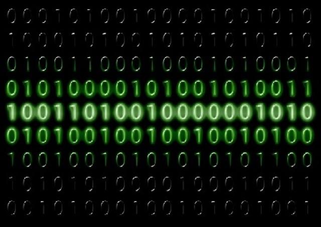 Sistema binario.