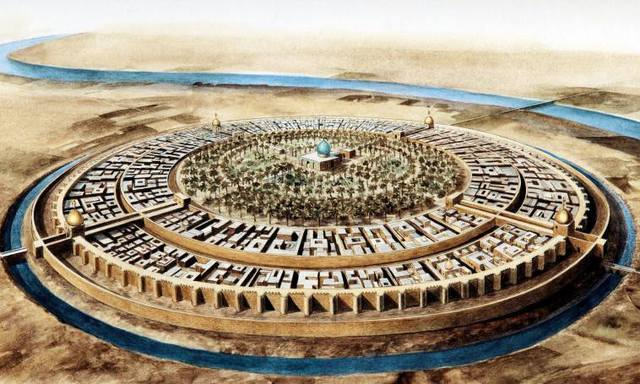 Baghdad is center of Islamic culture