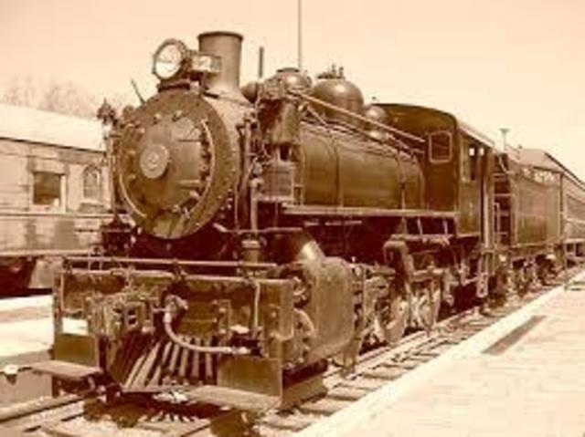 Puesta en marcha del ferrocarril