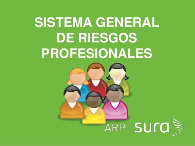 Decreto 1295 de 1994 Por el cual se determina el Sistema General de Riesgos Profesionales