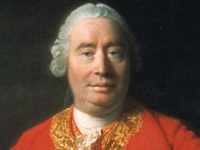 David Hume 1711-1776 d.C