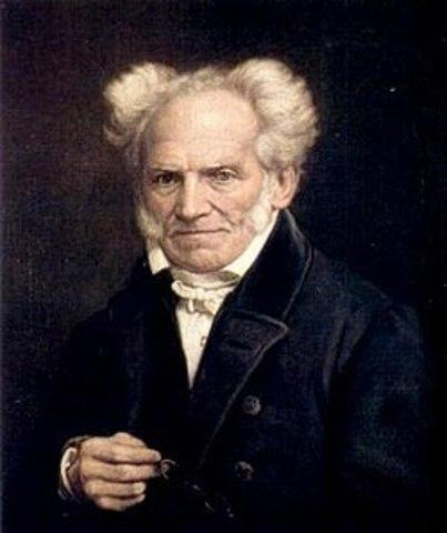 Arthur Schopenhauer 1778-1860 d.C