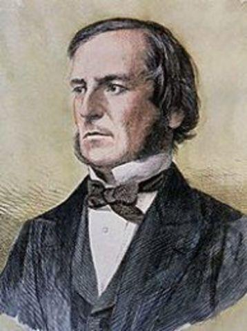 George Boole 1854