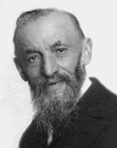 Giuseppe Peano 1881 d.C