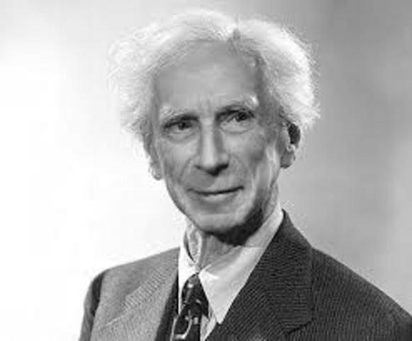 Bertrand Russell y la Lógica Inductiva.