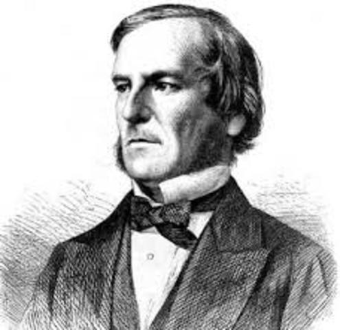 George Boole y la Lógica Matemática o Simbólica.