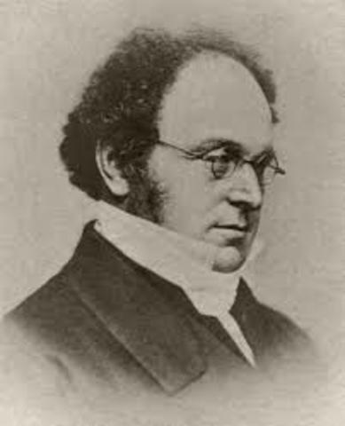 Augustus De Morgan y la Lógica Matemática o Simbólica.