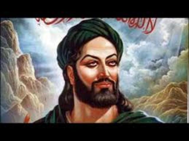Mohammad founded the Islamic religion